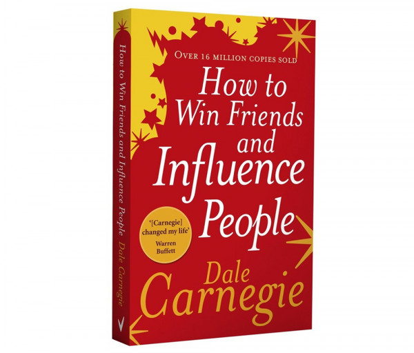 How to Win Friends and Influence People Bookinist