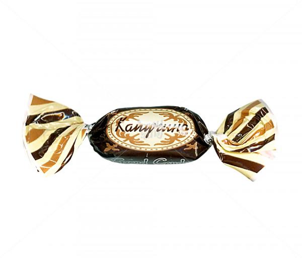 Կաթնային կարամել «Կապուչինո» Grand Candy