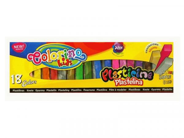 Ծեփամածիկի հավաքածու Colorino Kids 42659PTR 18 գույն
