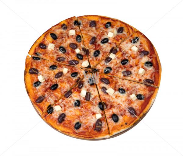 Պիցցա «Հունական» (1 կտոր) Պիցցա Ֆրեսկո