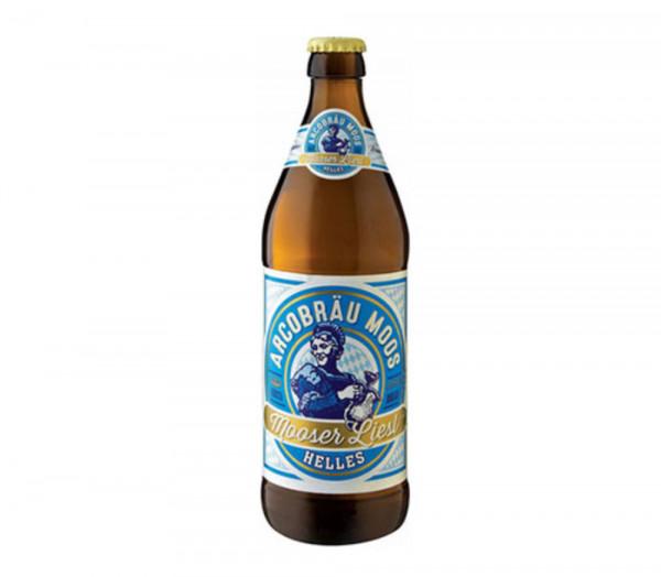 Գարեջուր Mooser German Lager 0.33լ