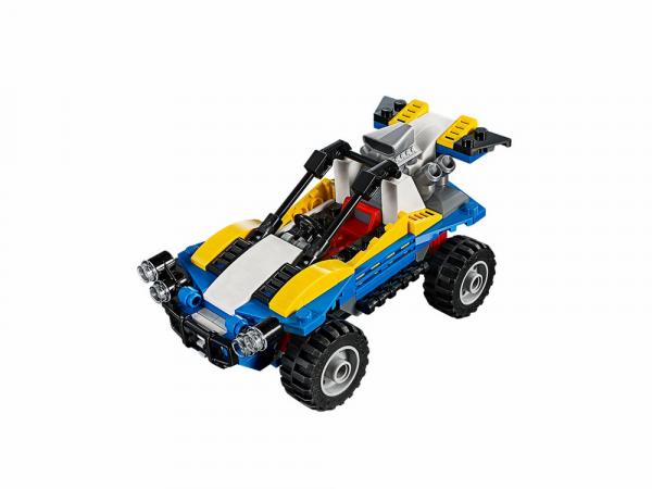 Lego Creator Կառուցողական Խաղ «Անապատային Բագի»