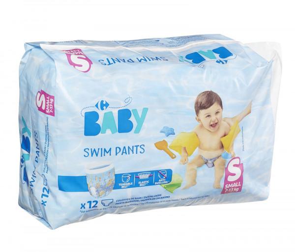 Քարֆուր Մանկական տակդիր լողանալու համար Փոքր x12