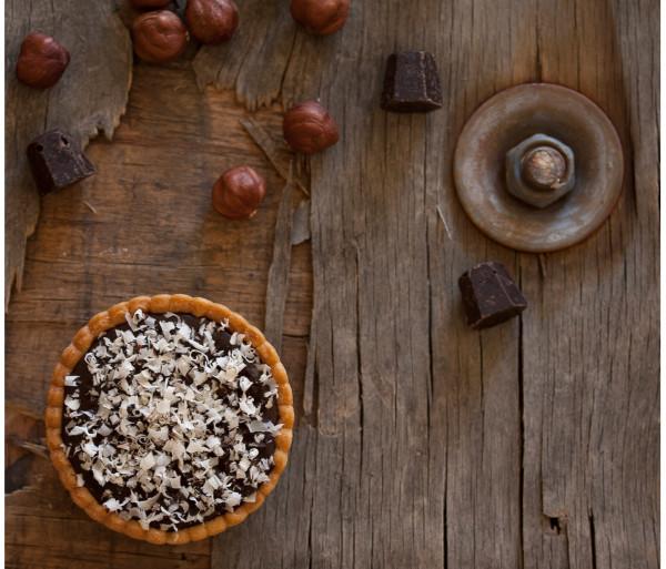 Տաղտ շոկոլադով (մեծ) Crumbs