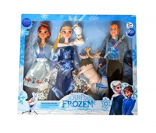 """Տիկնիկների հավաքածու սառցե սիրտը """"Frozen"""""""