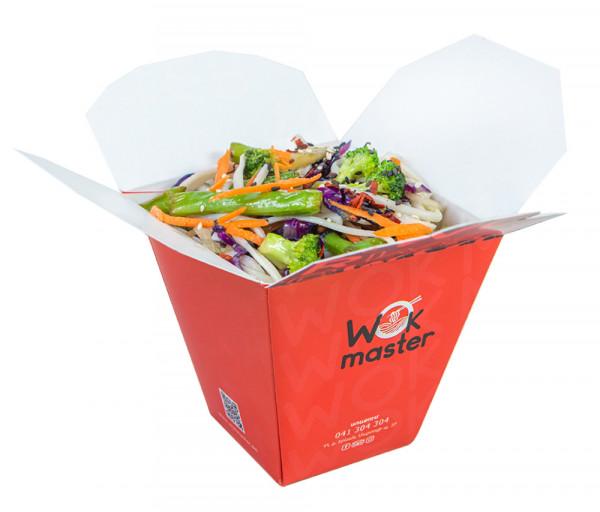 Ուդոն բանջարեղենով Վոկ Մաստեր