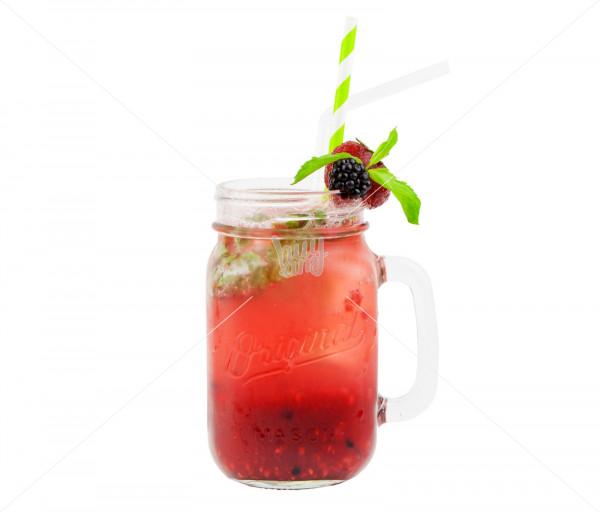 Տնական լիմոնադ «Berry» Black Angus