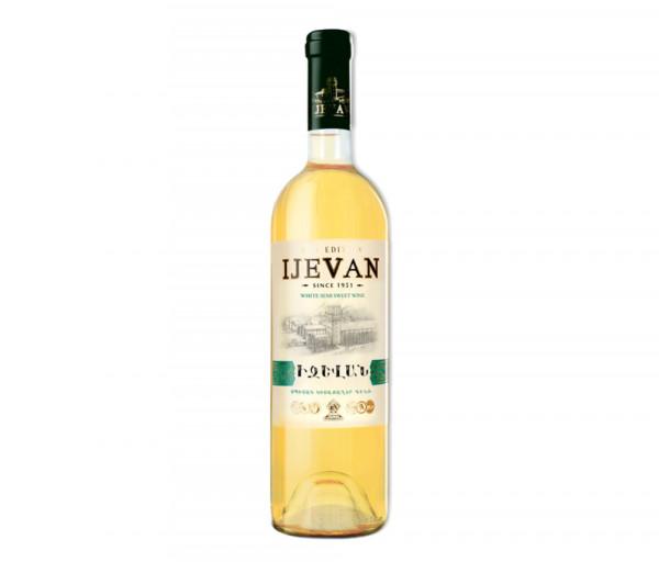 Իջևան Սպիտակ կիսաքաղցր գինի 0.75լ
