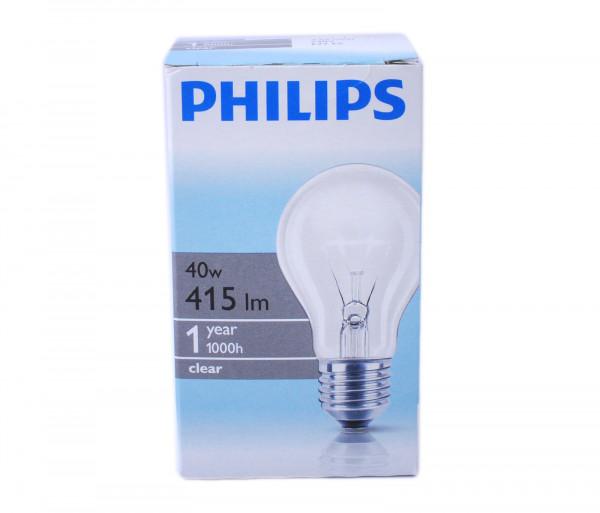 Ֆիլիպս Լամպ Ստանդարտ 40w E27 230v A55 Cl