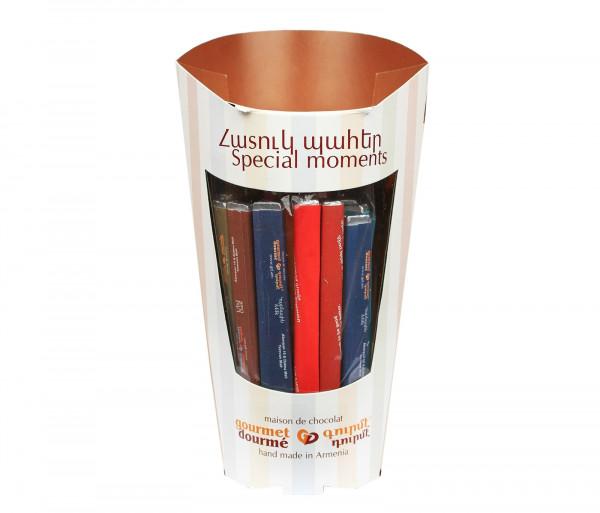 Շոկոլադե կոնֆետների հավաքածու «Հատուկ պահեր» Gourmet Dourme