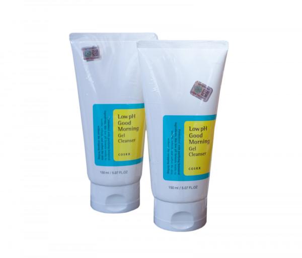 Դեմքի փրփուր «Low pH Good Morning Gel Cleanser» COSRX 150մլ