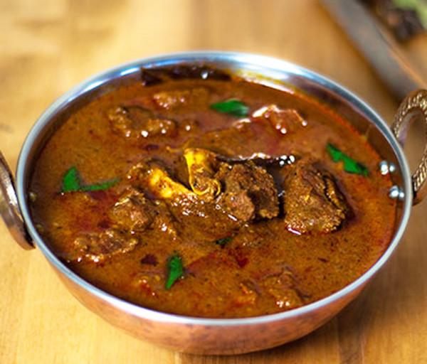 Գառան քարրի Կառմա Հնդկական Ռեստորան