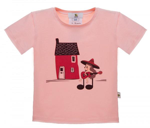 Ծիրանագույն շապիկ Լելե