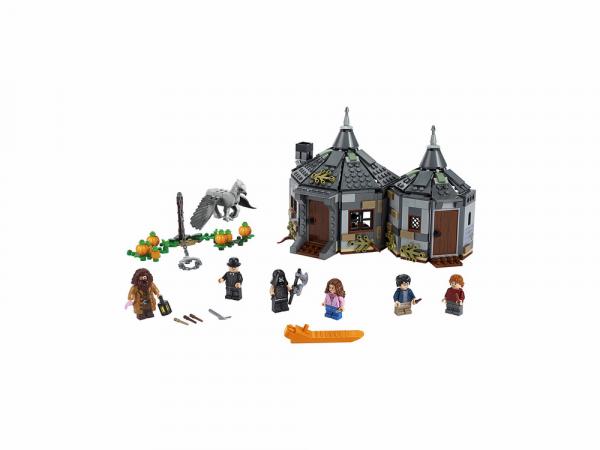 """Lego Harry Potter Կառուցողական ԽաղՀագրիթի Տնակը: """"Կլյուվակրիլի"""" փրկությունը"""