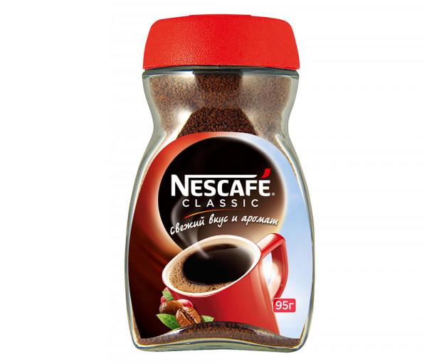 Նեսկաֆե Կլասիկ Լուծվող սուրճ 95գ