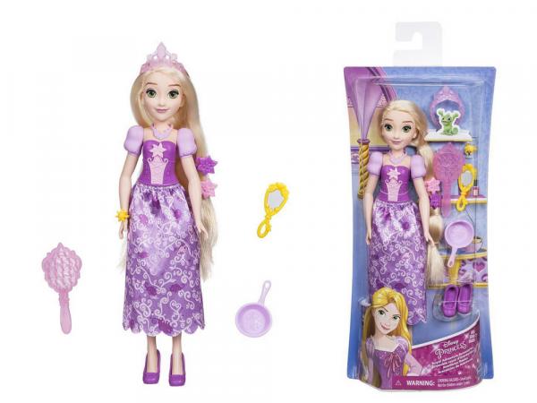 Hasbro Disney Princess Տիկնիկ «Ռապունցելը և արքայական արկածները»