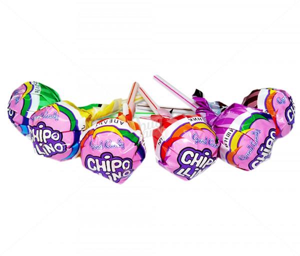 Սառնաշաքարային կարամել «Չիպոլլինո» Grand Candy