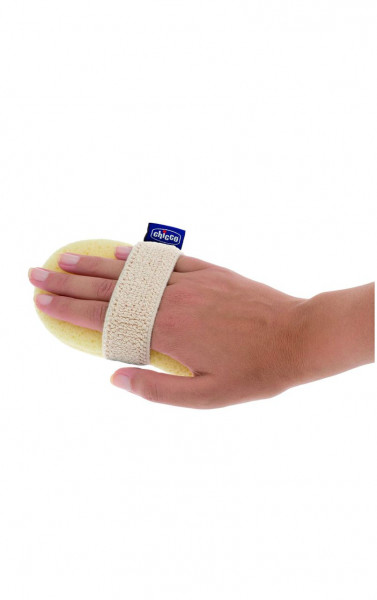 Sponge Bath Glove Baby Moments 406286CH