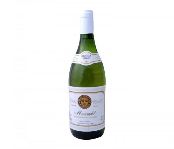 Քարֆուր Սպիտակ գինի Մուսկադե 0.75լ
