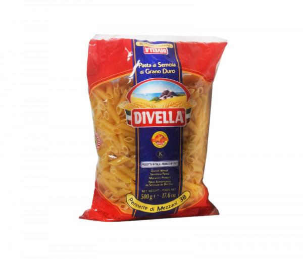 Դիվելլա Մակարոն Մեզանի N38 500գ