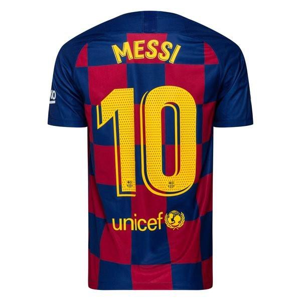 Տնային խաղաշապիկ «Բարսելոնա» 2019/20 (Messi-10)