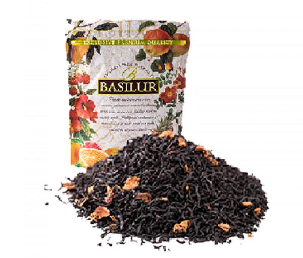 Սև թեյ Անգլիական Վարդ 100գ Basilur Tea