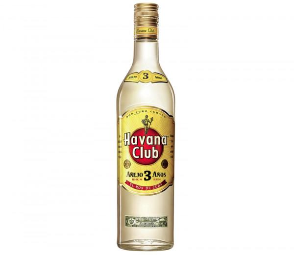 Rum Havana Club 3 Años 1 l