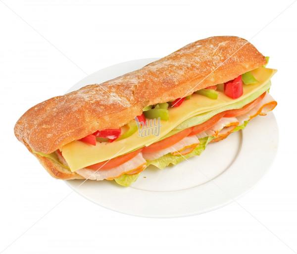 Սենդվիչ խոզապուխտով Aries Lunch