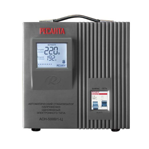 Stabilizer Resanta ACH5000/1C