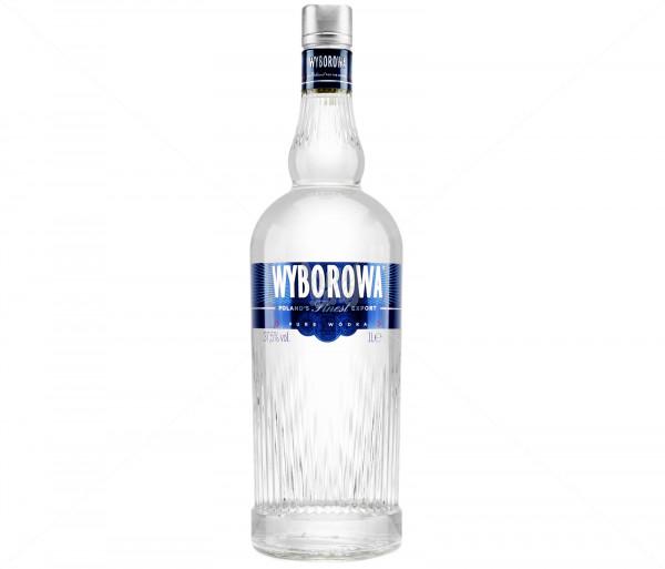 Օղի «Wyborowa vodka» 1լ