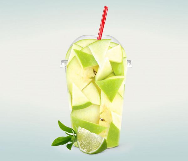 Սմուզի Միքս Խնձոր, լայմ N70