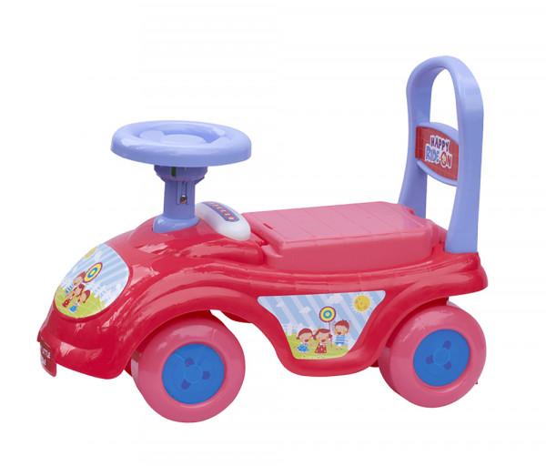 Ինքնագլոր մեքենա վարդագույն, տարիքը՝ 6-36 ամսական 525562EL