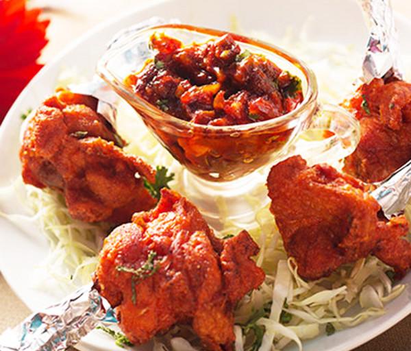 Հավի Լոլիպոպ Կառմա Հնդկական Ռեստորան