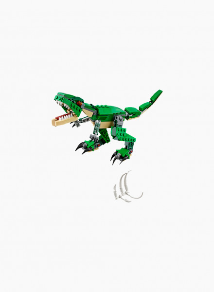 Կառուցողական խաղ Creator «Հզոր դինոզավրներ»
