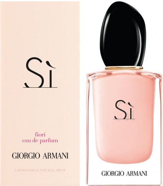 Կանացի օծանելիք Giorgio Armani Si Fiori Eau De Parfum 50 մլ