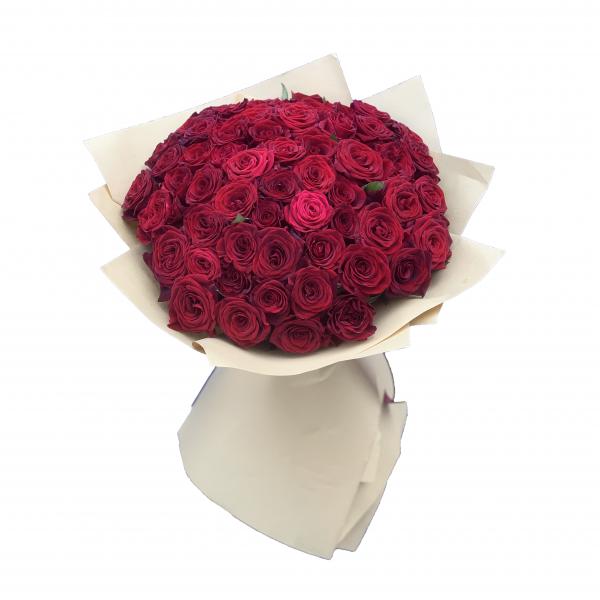 Ծաղկեփունջ «Magia de la Luna» My Rose
