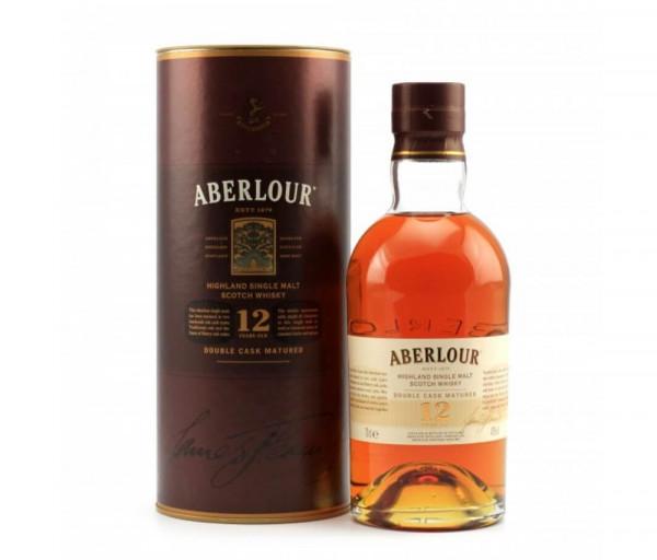 Վիսկի Aberlour 12 YO 0.7լ