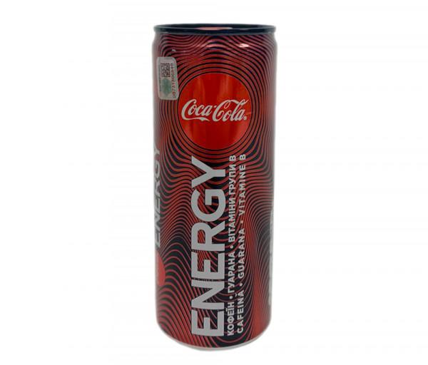 Կոկա Կոլա Էներգետիկ ըմպելիք 250մլ