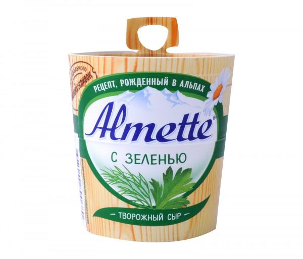 Հոխլանդ Ալմետտե Կաթնաշոռային պանիր Կանաչիով 150գ
