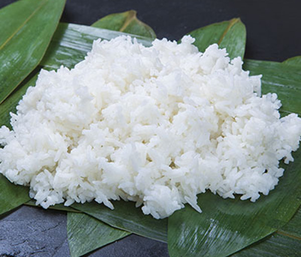 Շոգեխաշած սպիտակ բրինձ Ֆուգու