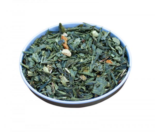 Կանաչ թեյ Իմբիր և կիտրոն Coffee-inn