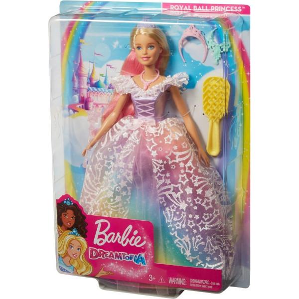 Տիկնիկ թագավորական Barbie Dreamtopia