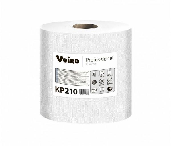 Խոհանոցային թղթե սրբիչ (միաշերտ) «Veiro»