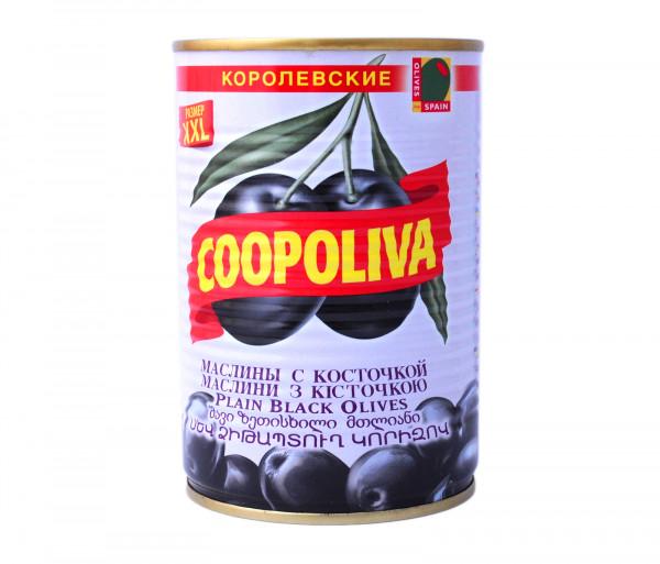 Կոպոլիվա Սև Ձիթապտուղ XXL 405մլ