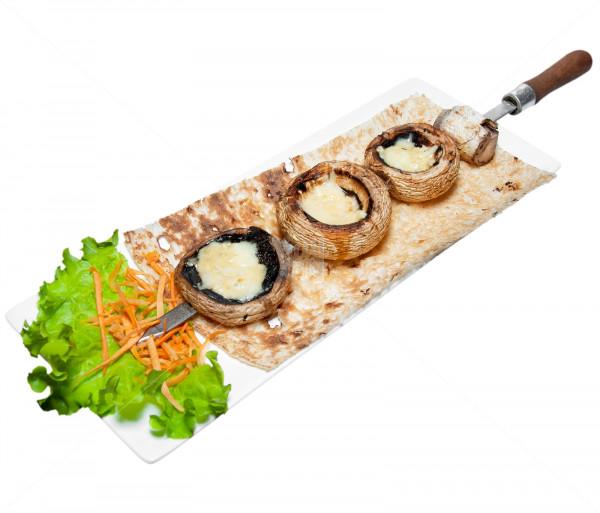 Խորոված սունկ (պանրով) Labeerint
