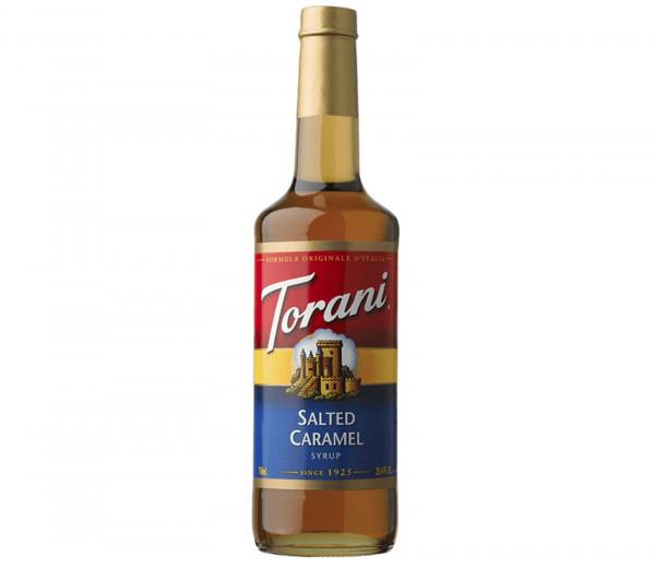 Օշարակ Torani Salted Caramel 0.75 լ