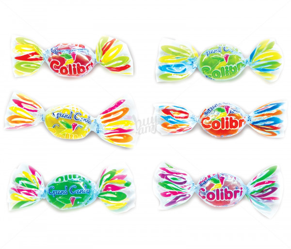 Սառնաշաքարային կարամել «Կոլիբրի» Grand Candy