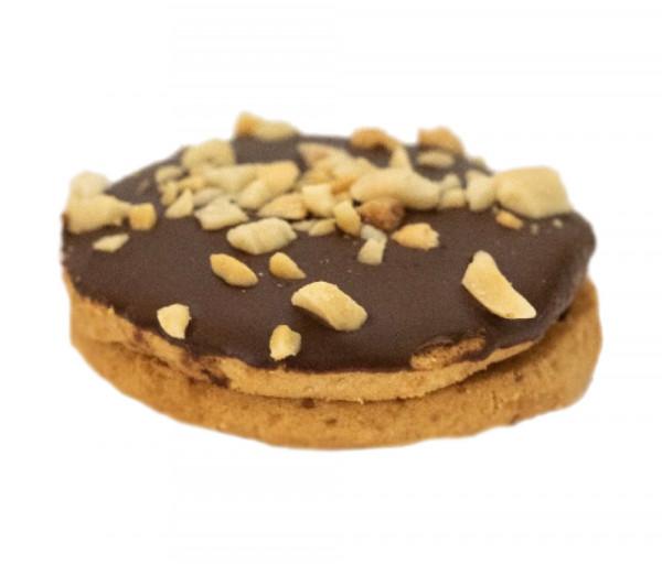 Թխվածքաբլիթ գետնանուշով և շոկոլադե միջուկով Փափայա