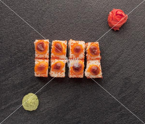 Հոթ Սաքրամենթո AKO Sushi