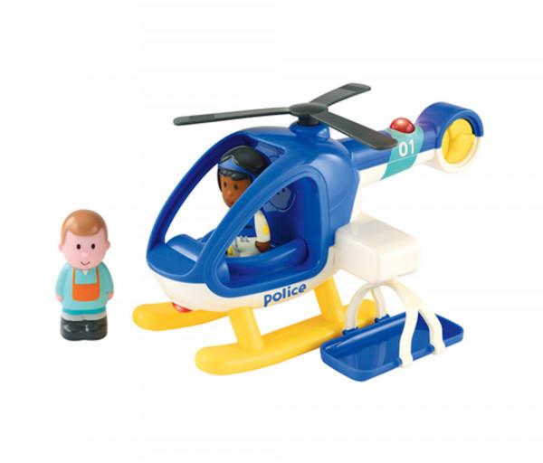 Խաղալիք Ոստիկանության Ուղղաթիռ, տարիք՝ 1-5 տ. 149394EL